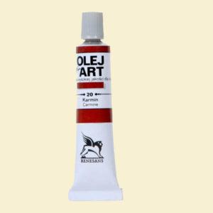 Краски масляные Renesans