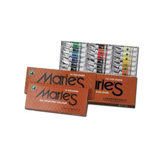 Масляные краски Marie's