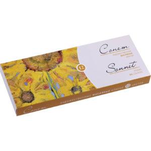 Набор масляных красок «Сонет»