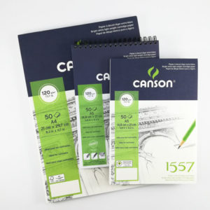 Скетчбук 1557 Canson