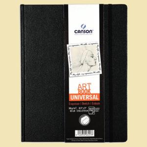 Скетчбук Art Book Universal Canson
