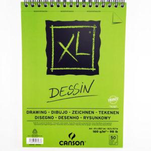 Скетчбук Canson XL DESSIN