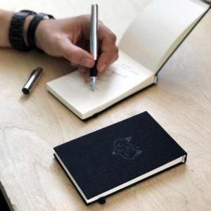 Скетчбук для каллиграфии и письма Classic