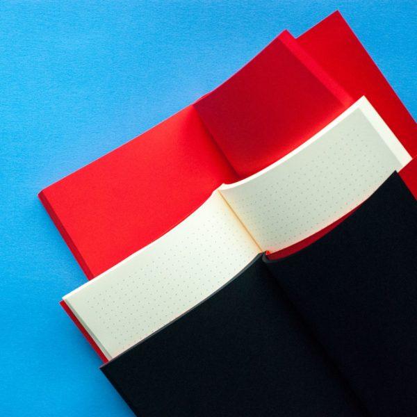 Скетчбук Redbook A5 Miff