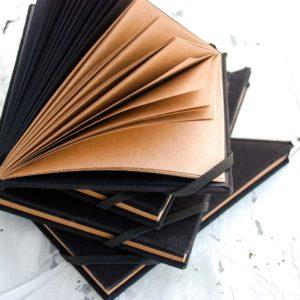 Скетчбук MadBook треугольный