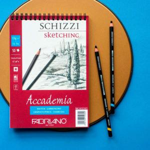 Угольные карандаши Renesans
