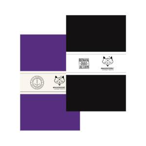 Скетчбук Альбом гармошка
