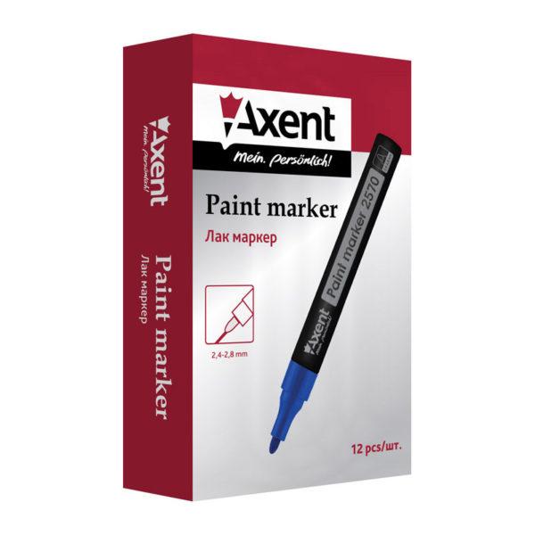 Маркер Axent Paint 2570