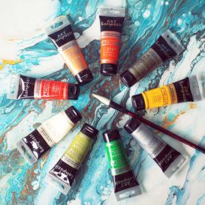 Акриловая краска Art Kompozit 75 мл