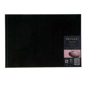 Скетчбук 80л 110 г/м2 landscape Sketch Book Fabriano