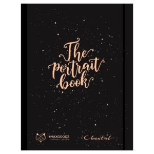 Акварельный блокнот для портретов