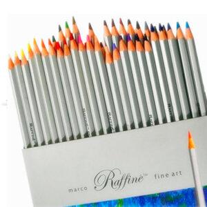 Набор цветных карандаши Marco Raffine