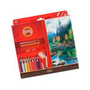 Карандаши цветные акварельные Koh-i-Noor Mondeluz