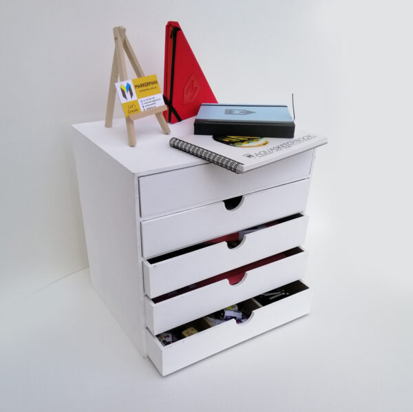 Komod box middle