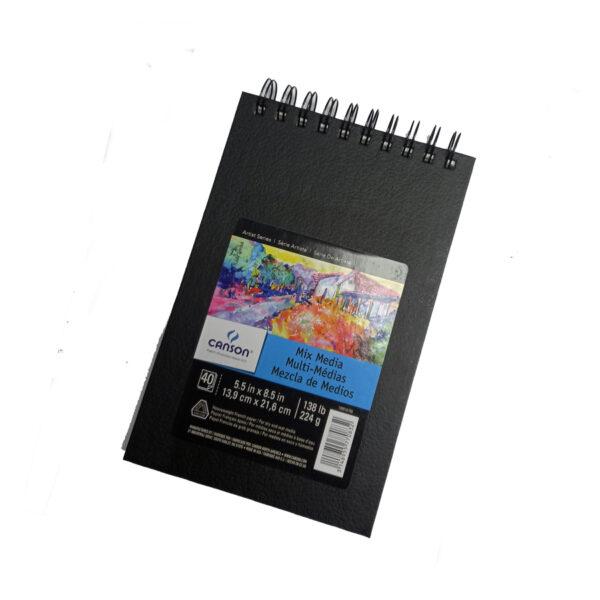"""Скетчбук """"Mix Media Art Book"""""""
