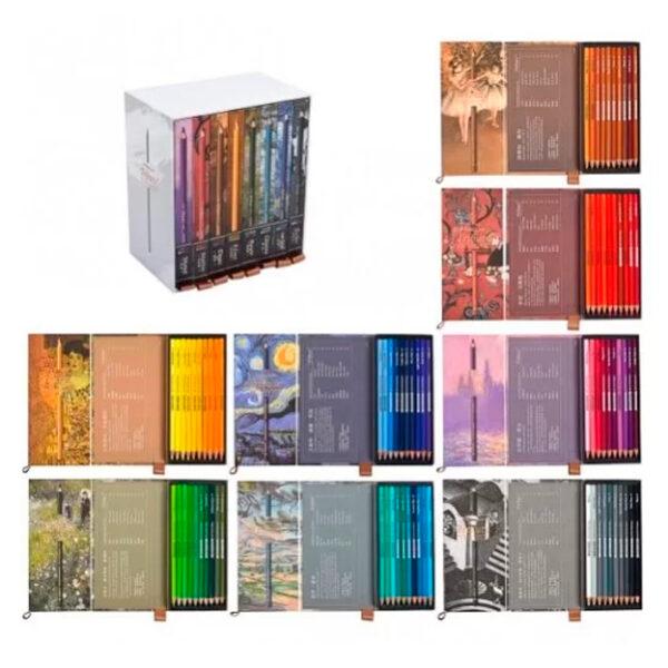 Набор цветных карандашей Marco Tribute