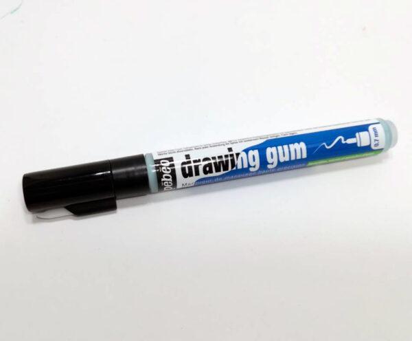 Маркер с маскирующей жидкостью, Drawing Gum, Pebeo