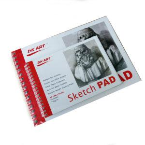 Скетчбук (блокноты) для графики DkArt